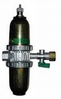 Stookoliefilter - ontluchtercombinatie GS pro