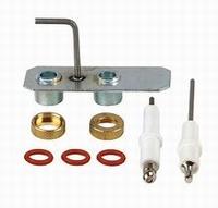 Electrode allumage et ionisation (droite)