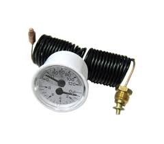 Thermo-manomètre