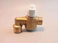 Stromings sensor haaks