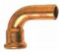 Aquagas gaspressbocht 15 - 90°mf