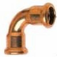 Presse gaz coude 28 - 90° ff
