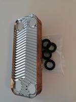 Kit platenwisselaar 10P+guarn. (39442520)