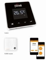 Connect, thermostat de contrôle wifi avec application