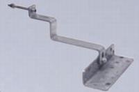 Dakbeugel Startset pannendak 40-75mm  (1e paneel)