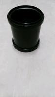 PPC manchon 90 mm FF à joints noir