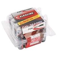Batterij alkaline mignon AAA