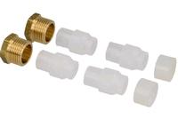 Raccords à bague de serrage export, pour filtre fioul