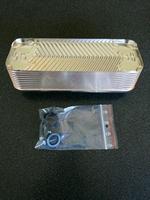 Platenwarmtewisselaar + dichtingen - 35 kw