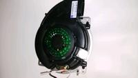 Kit brander/ventilator