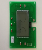 Carte électronique display dsp06