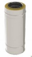 DW buis regelbaar 360-560mm 100/150 INOX 316/ INOX 304