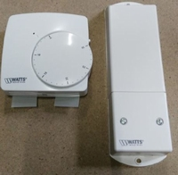 Watts belux  E RF sans fil, non programmable (à fin stock)